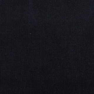 【コーデュロイ】ベーシックシャツコール|細畝コールテン|ブラック|