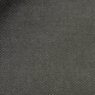 【しわになりにくい】コットンとポリエステルで織ったカラーデニム|デニム無地|ダークブラウン|