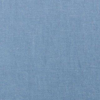 【cotton linen】こだわりのくったりしたハーフリネン×タンブラーワッシャー|ハーフリネンシーチング|グレイッシュブルー|