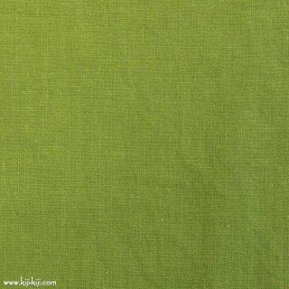 【cotton linen】こだわりのくったりしたハーフリネン×タンブラーワッシャー|ハーフリネンシーチング|キミドリイロ|
