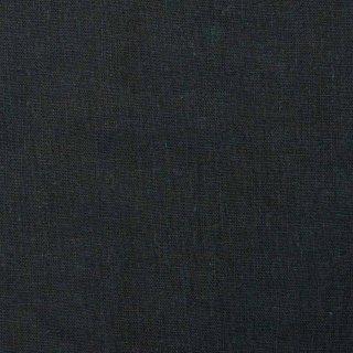 【cotton linen】こだわりのくったりしたハーフリネン×タンブラーワッシャー|ハーフリネンシーチング|ブラック|