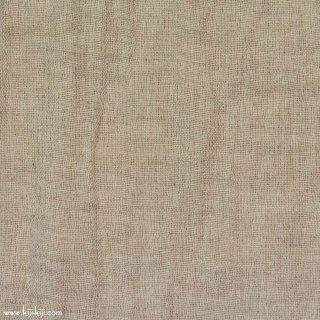 【cotton linen】こだわりやわらか仕上げのハーフリネンの2重織 浜松釜たき加工 ナチュラル 