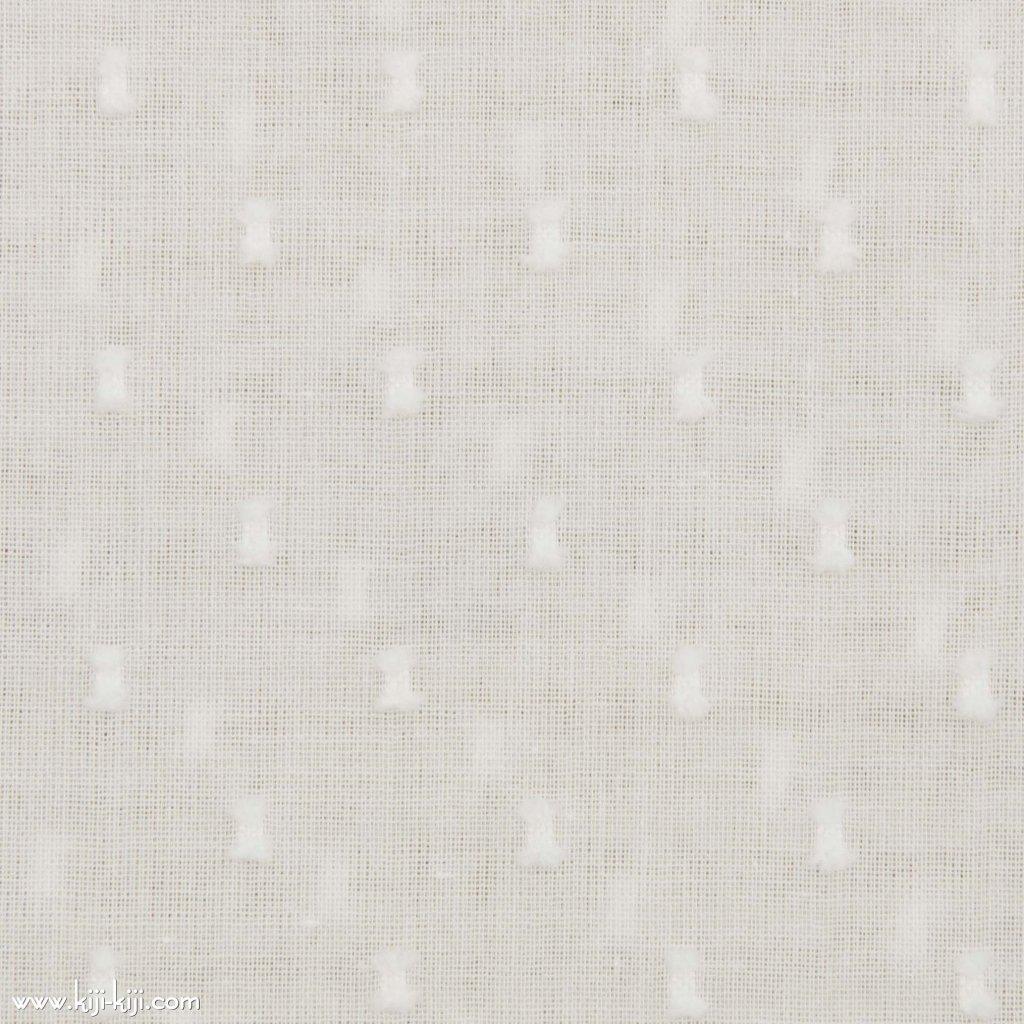 【cotton】やわらか50スノーカットボイル|コットンカットボイル|オフホワイト|