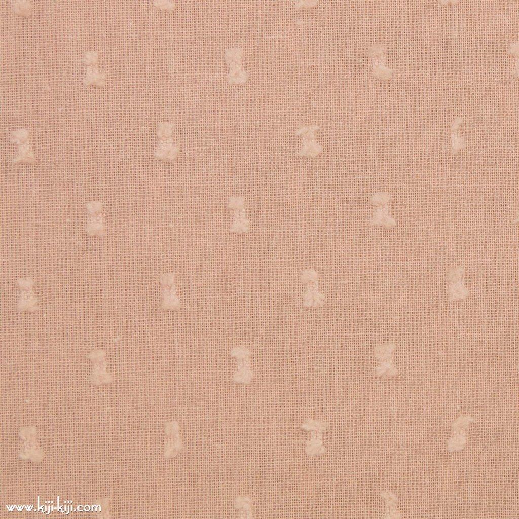 【cotton】やわらか50スノーカットボイル|コットンカットボイル|ペールオレンジ|