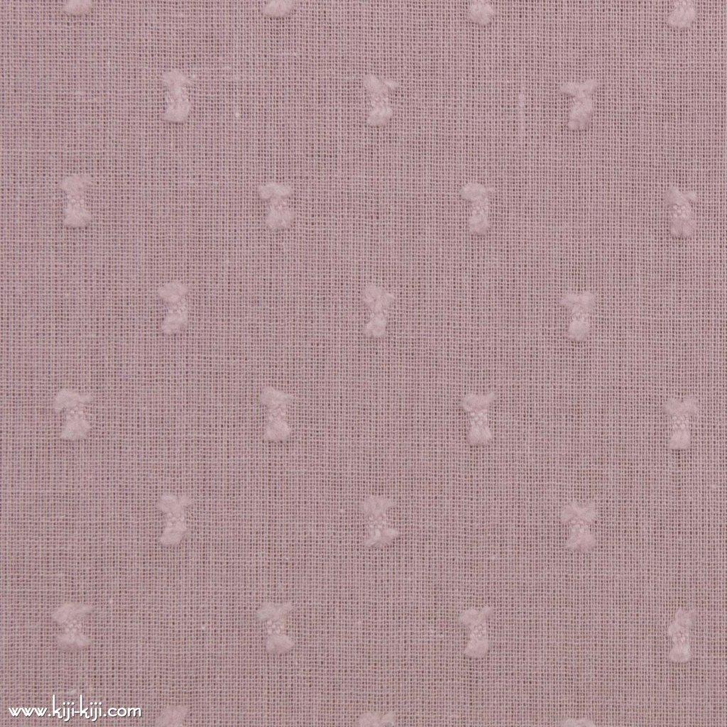 【cotton】やわらか50スノーカットボイル|コットンカットボイル|グレイッシュピンク|