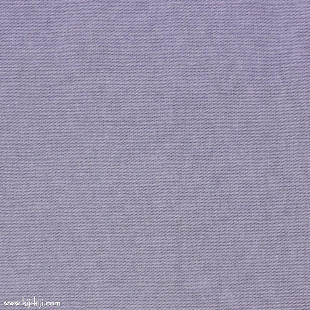 【cotton】グレイッシュカラーのやわらかコットンブロード|30色|ラベンダーブルー|