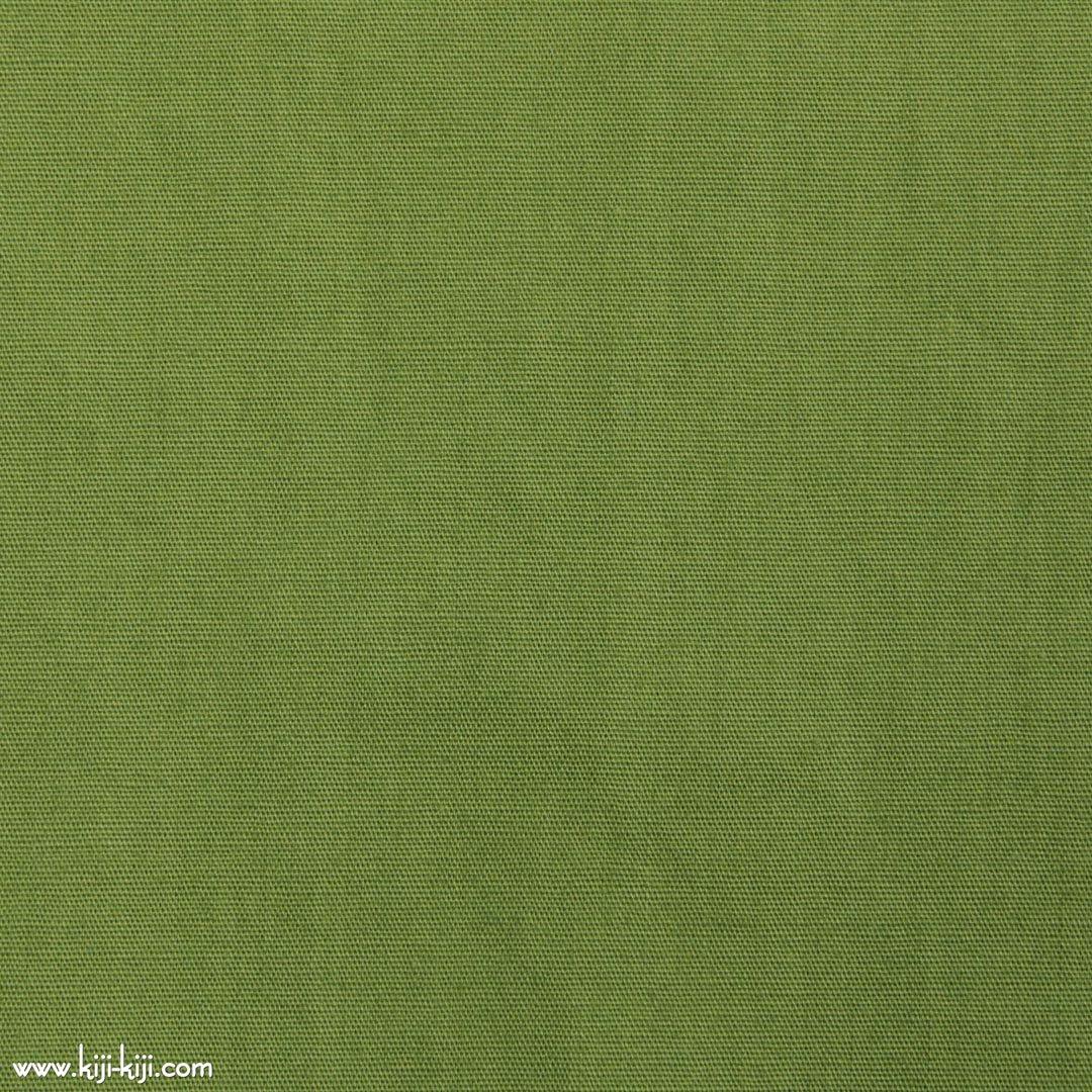 【cotton】グレイッシュカラーのやわらかコットンブロード|30色|スモークリーフ|