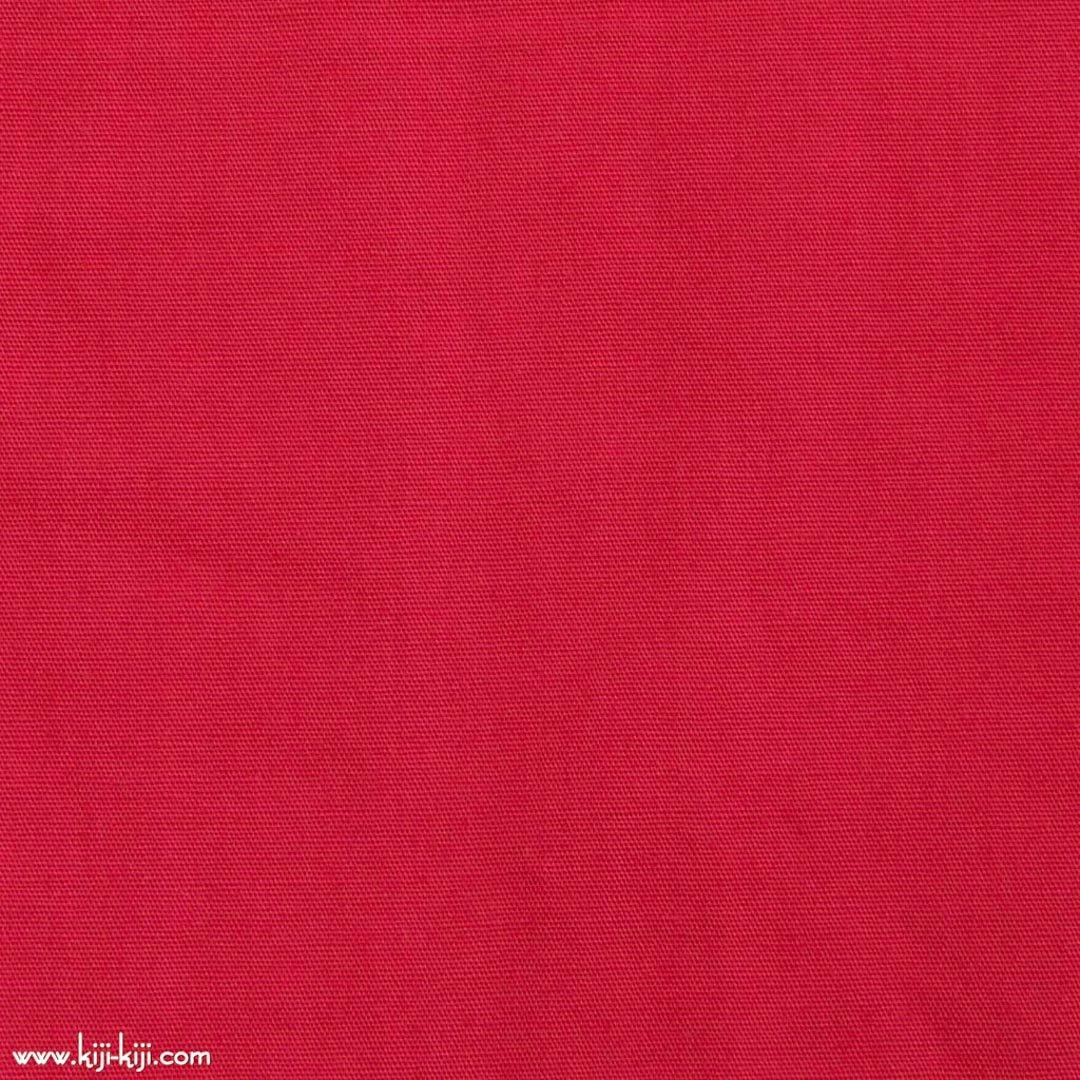 【cotton】グレイッシュカラーのやわらかコットンブロード 30色 スモークレッド 