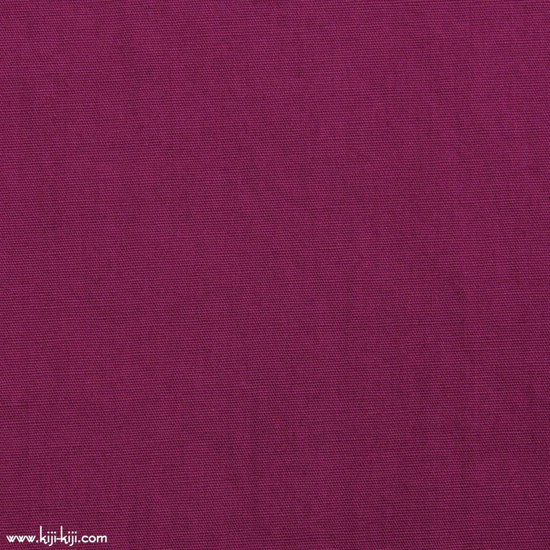 【cotton】グレイッシュカラーのやわらかコットンブロード 30色 ボルドー・クレール 