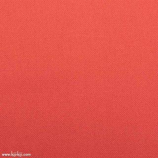 【110cm巾】ベーシック11号帆布|帆布無地|オレンジレッド|