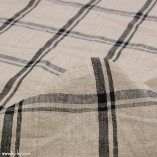 【sale】【linen】Linen check|60リネンタンブラーチェック|ナチュラル|<img class='new_mark_img2' src='https://img.shop-pro.jp/img/new/icons20.gif' style='border:none;display:inline;margin:0px;padding:0px;width:auto;' />