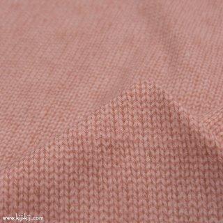 【30ビエラ微起毛】knitting|ニッティング|編み物|30ビエラ|微起毛|ピンク|