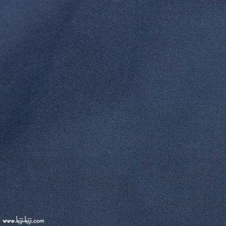 【ネル】ベーシックなコットンフランネル×片面起毛ネル|やわらかな風合い|スモークネイビー|