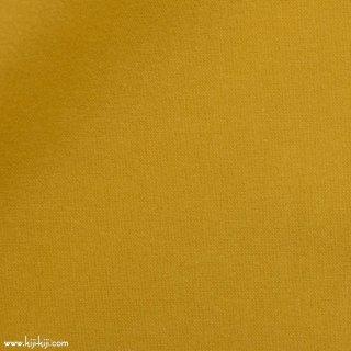 【ネル】ベーシックなコットンフランネル×片面起毛ネル|やわらかな風合い|スモークイエロー|