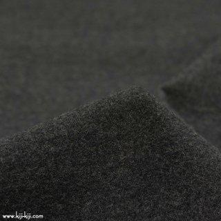 【コットンフランネル】cotton flannel|メランジトップヤーン|30番手|チャコールグレー|
