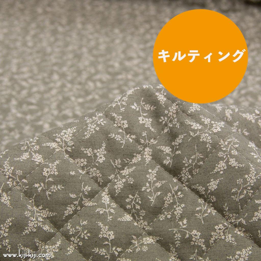 【キルティング】【cotton linen】natural flowers|ナチュラルフラワーズ|花柄|グレー|<img class='new_mark_img2' src='https://img.shop-pro.jp/img/new/icons5.gif' style='border:none;display:inline;margin:0px;padding:0px;width:auto;' />