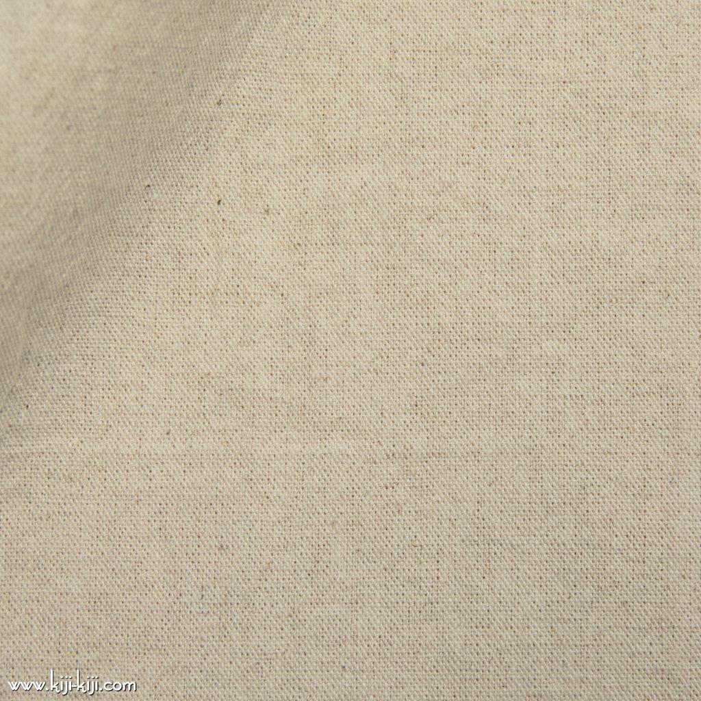 【cotton linen】ニュアンスカラーのやわらかコットンリネンキャンバス ナチュラル <img class='new_mark_img2' src='https://img.shop-pro.jp/img/new/icons5.gif' style='border:none;display:inline;margin:0px;padding:0px;width:auto;' />