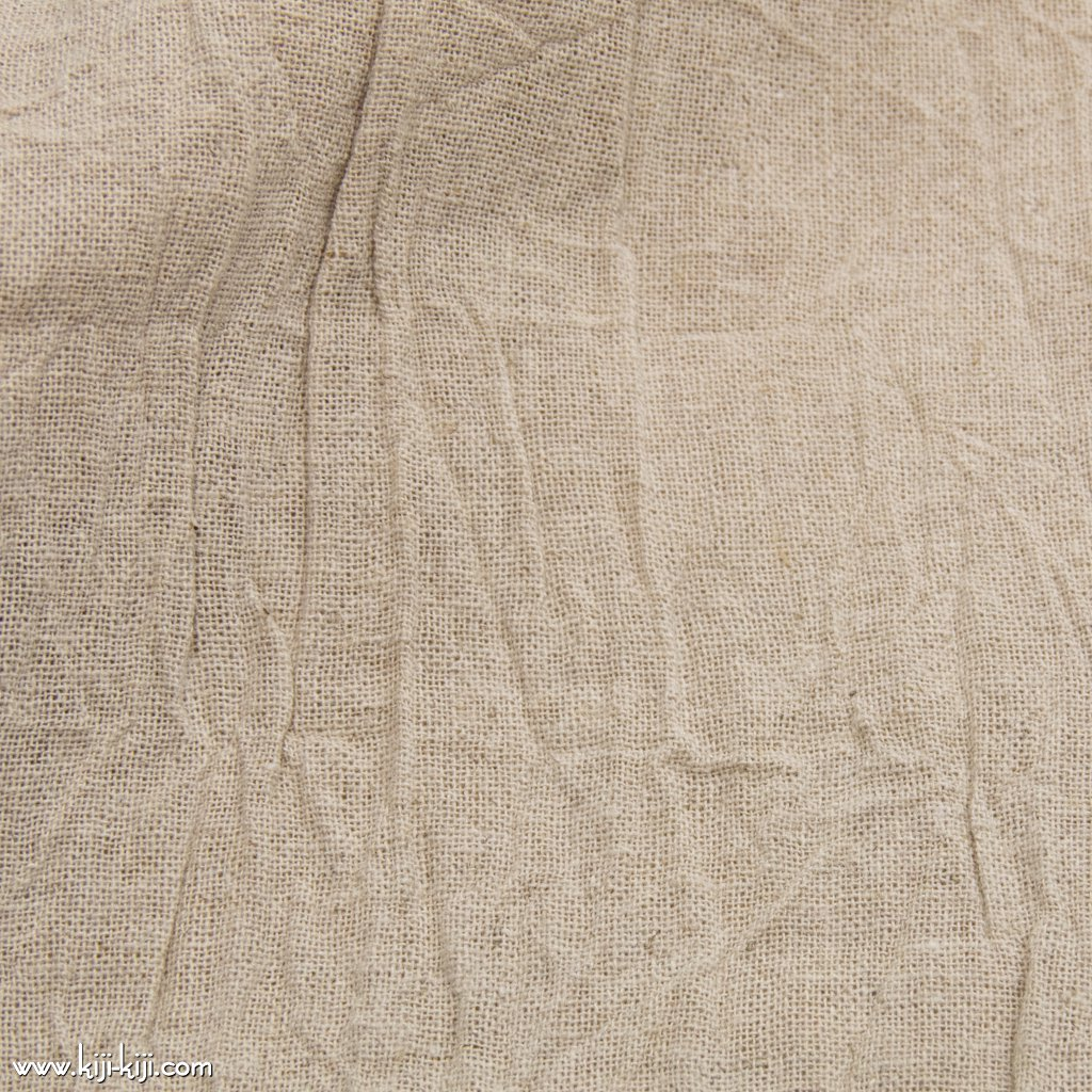 【sale】【cotton linen】ナチュラルコットンリネン|職人さんの手もみ・天日干し加工|20ボイル|<img class='new_mark_img2' src='https://img.shop-pro.jp/img/new/icons20.gif' style='border:none;display:inline;margin:0px;padding:0px;width:auto;' />