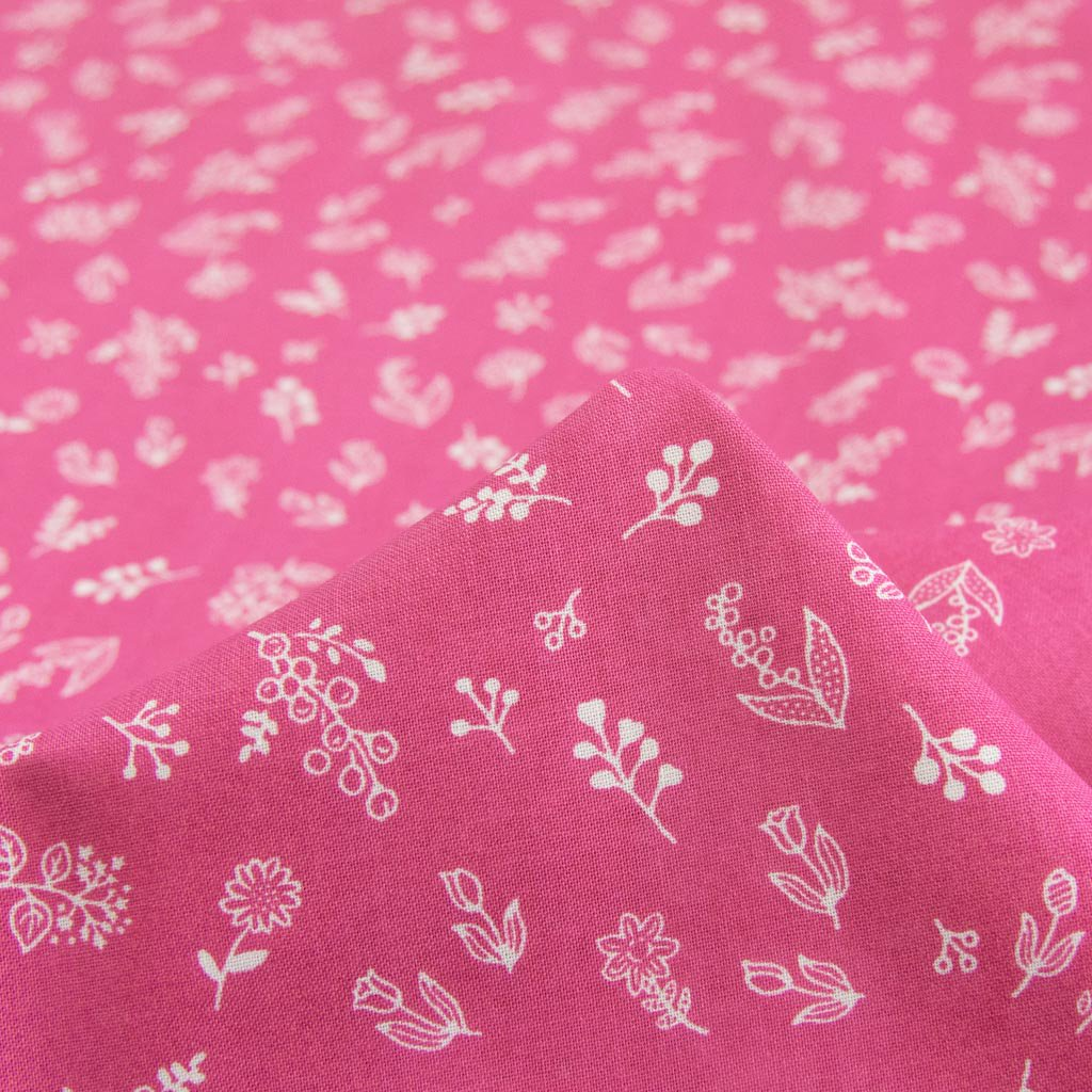 【sale】【cotton】litttle flower リトルフラワー コットンスケア ピンク <img class='new_mark_img2' src='https://img.shop-pro.jp/img/new/icons20.gif' style='border:none;display:inline;margin:0px;padding:0px;width:auto;' />