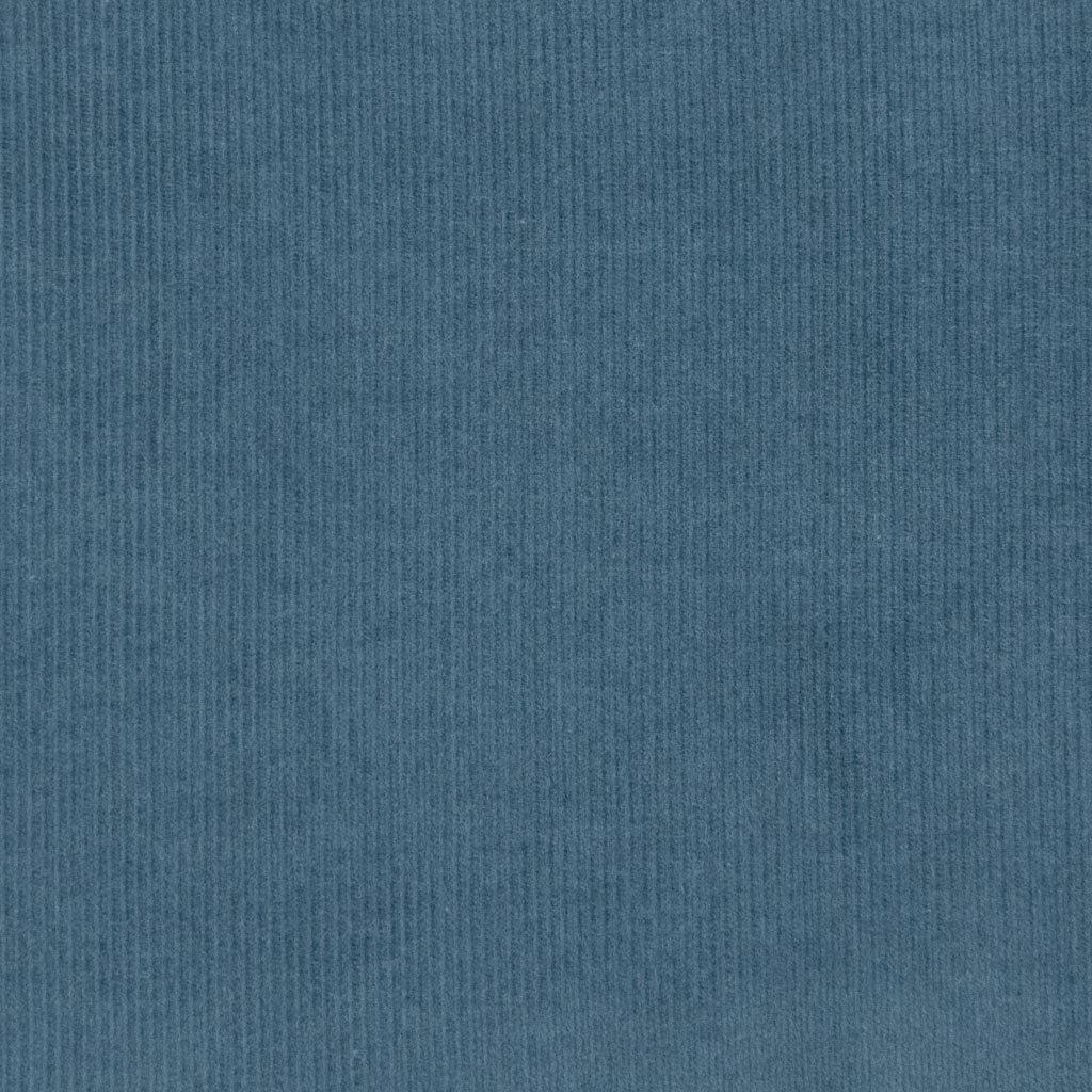 【2021-22AW new】【コーデュロイ】フォグカラーふんわりシャツコール|コールテン生地|フォグブルー|