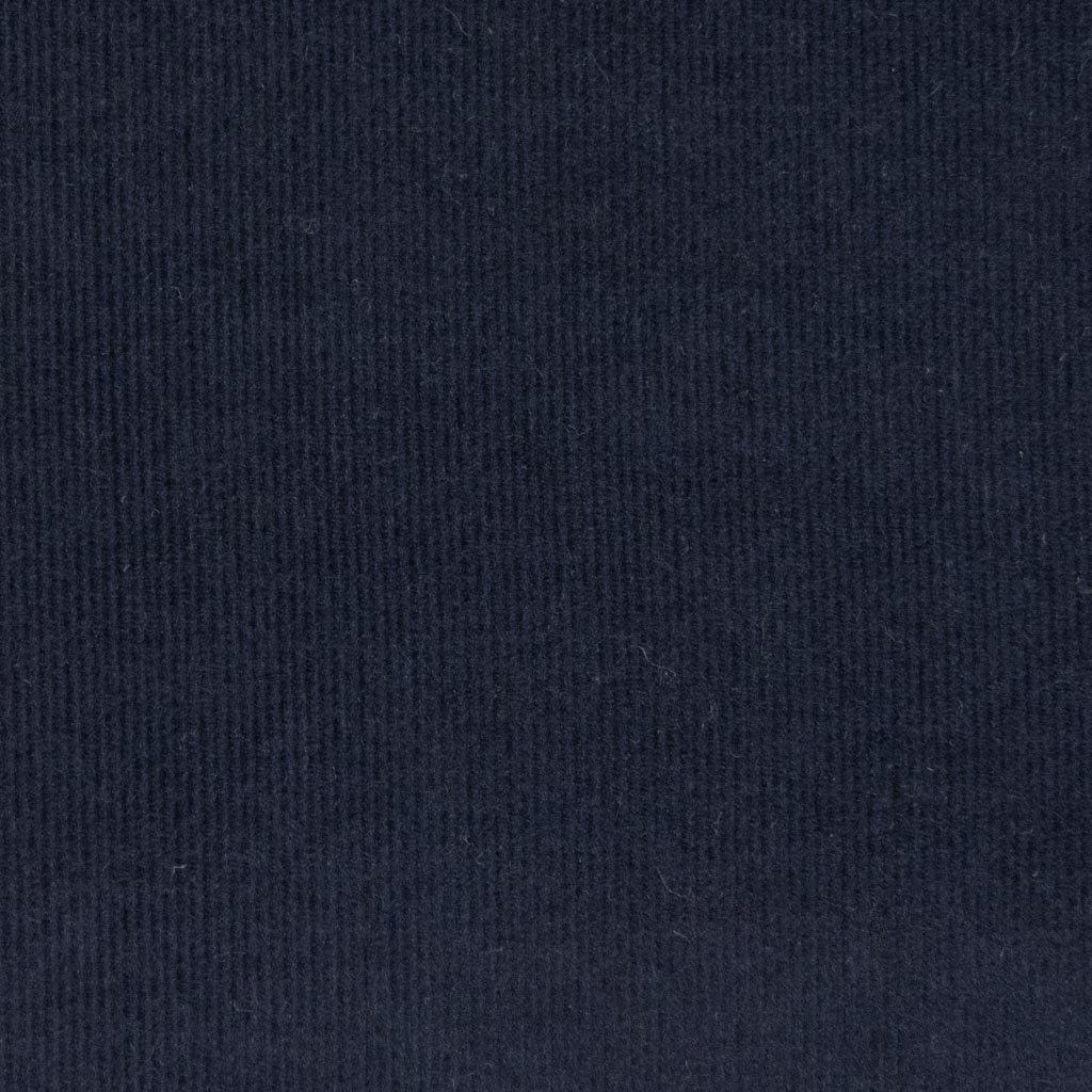 【2021-22AW new】【コーデュロイ】フォグカラーふんわりシャツコール|コールテン生地|ネイビー|