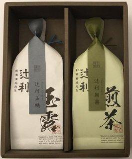 清明(玉露・煎茶詰合せギフト)