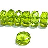 《宝石質》 アイドクレース (AAA) ベスビアナイト ボタンカット 4X4X2〜2.5mm【1個】