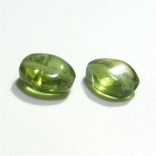 グリーンアパタイト (AAA-) タンブル8-10mm 【2個】 《成長期の子供の精神を安定させる石》