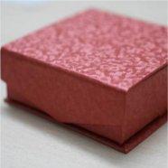 高級ブレスレットケース(ピンクレッド)