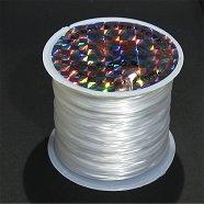 オペロンゴム(水晶の線)54m巻 ホワイト