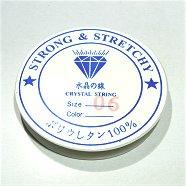 アンタロンゴム糸(水晶の線)ブレスレット用ゴム紐 【太さ0.6mm】