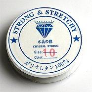 アンタロンゴム糸(水晶の線)ブレスレット用ゴム紐 【太さ1mm】