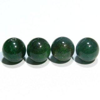 インド産 グリーンアベンチュリン (AAA-) ラウンド8mm 【1個】 《自律神経のバランスを整える石》