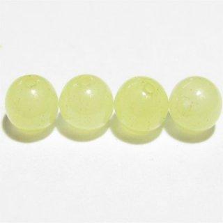 ジェード レモンカラー 6mm 【1個】