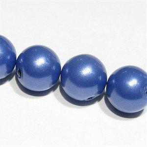 ヘマタイト(ブルー)磁気入り 8mm 【1個】