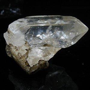 ヒマラヤ水晶クラスター (T)バジル(バシール)鉱山産【1個】