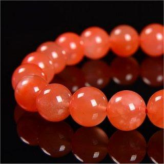 《上質》 南紅瑪瑙 ブレスレット(10mm) 《子宝のお守り。体と心の調和を促進する石》