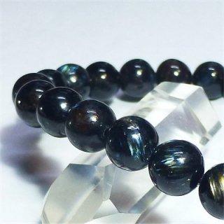 《高品質》 ホーンブレンドシスト ブレスレット 流れ星 (8mm)《穏やかな波動で心身を癒す石》