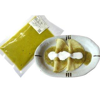 サルサ・ベルデ(グリーントマトのソース)|サルサ(ソース)