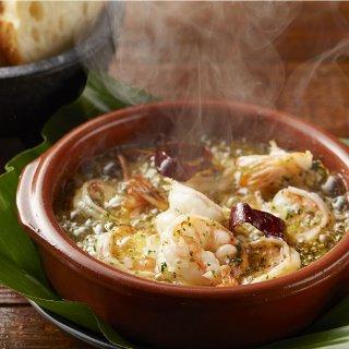 カスエラ(耐熱陶器皿)業務用アヒージョ鍋