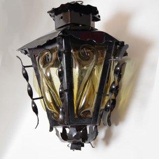 ランプシェード FARROL CHICO EXA SOPLANO AMBAR(ファロル ソプラーノ アンバー 中)