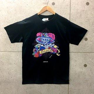 死者の日Tシャツ karani art|メキシコTシャツ