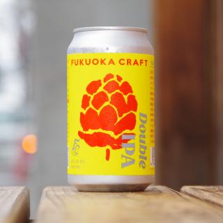 [FUKUOKA CRAFT] フクオカクラフト ダブルIPA 缶ビール