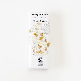 People Tree ホワイト・クリスピー