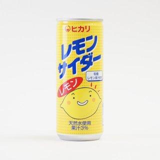 ヒカリ レモンサイダー