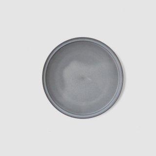 3RD CERAMICS_黒泥皿 6寸