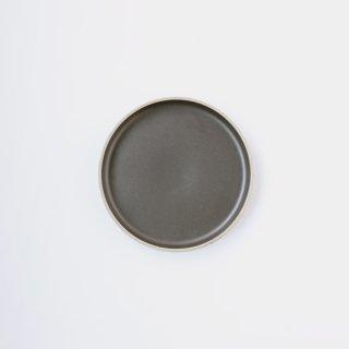 HASAMI PORCELAIN _PLATE Φ18.5cm(Black)
