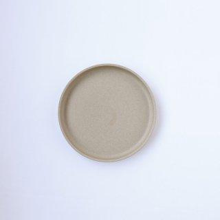 HASAMI PORCELAIN _PLATE Φ18.5cm(Natural)
