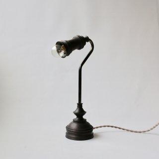 WARAUHANA_擬灯(テーブルランプA _ メープル鉄媒染仕上げ)