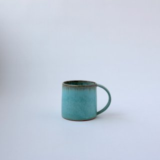 宮本めぐみ_トルコ釉コーヒーマグカップ